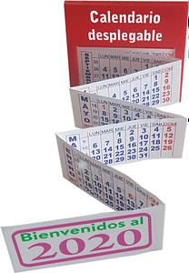 mini calendario personalizado