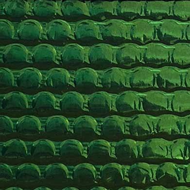 sobres metalizados verdes