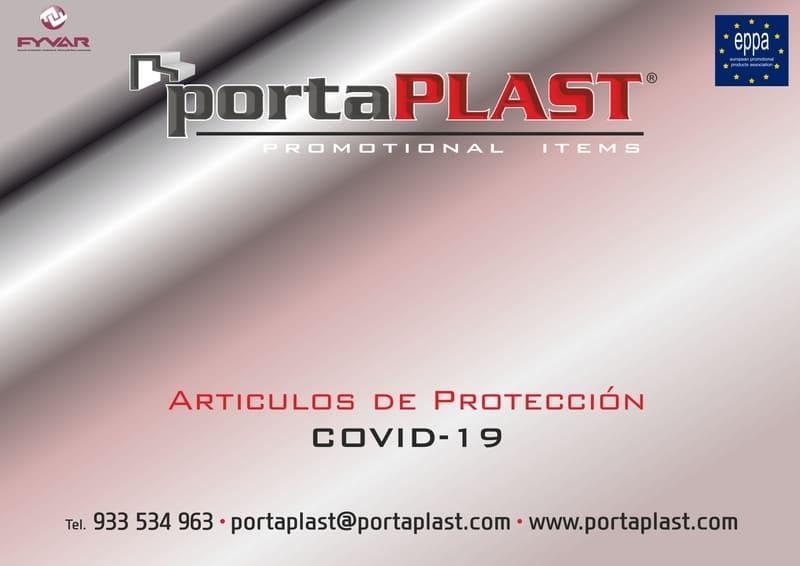 Catalogo COVID-19 portaplast